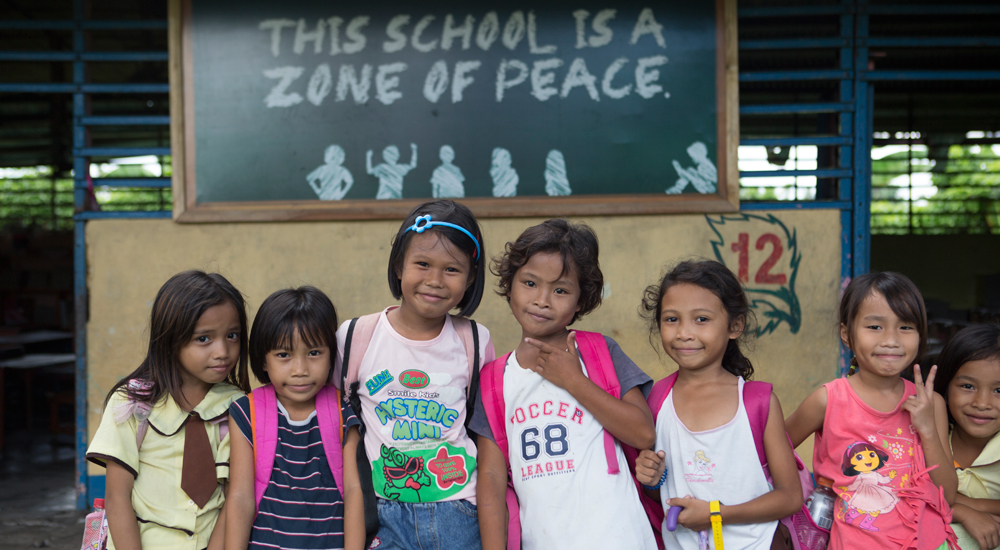 La red Keeping Children Safe avala nuestro trabajo para proteger a la infancia