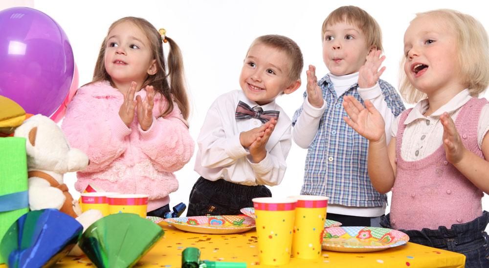 Cómo celebrar una fiesta infantil sin chuches