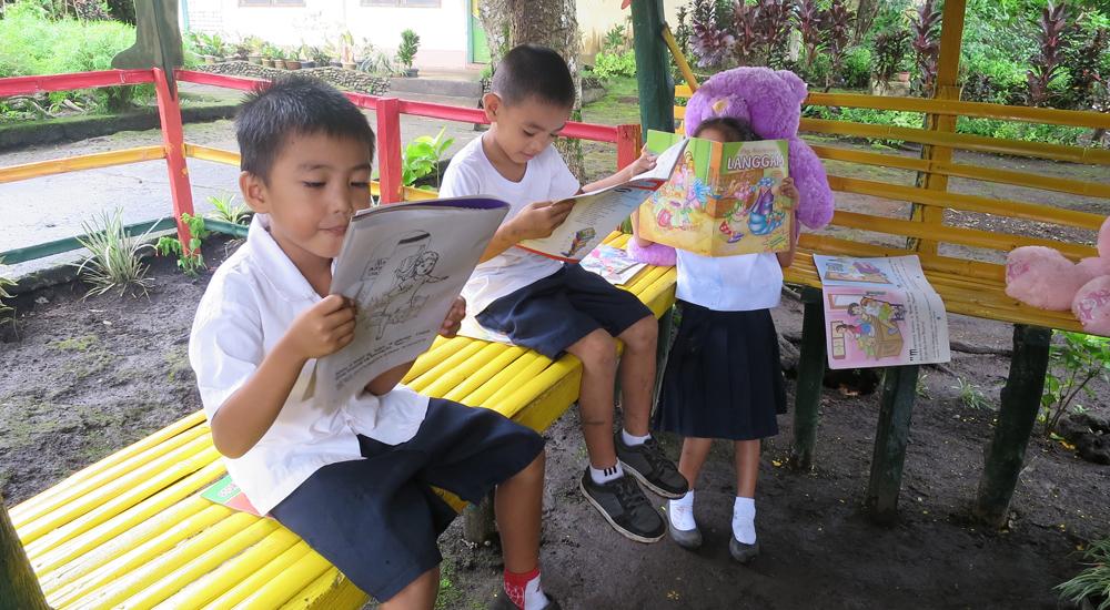 Foto de la entrada:¡A disfrutar con la lectura!