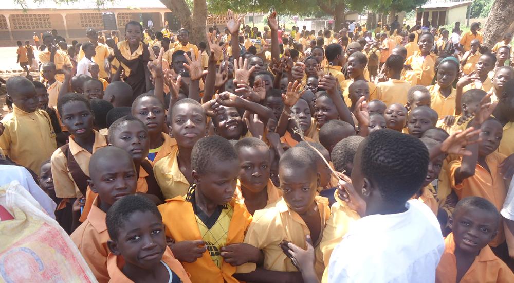 Image post Trabajamos para prevenir el ébola en Burkina Faso