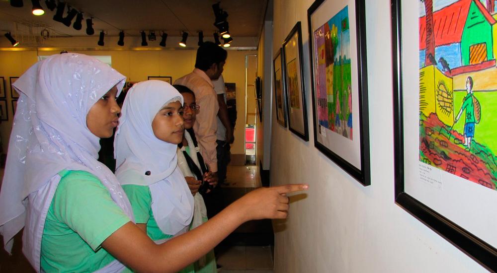 Image post La realidad infantil en Bangladesh, con ojos de niño