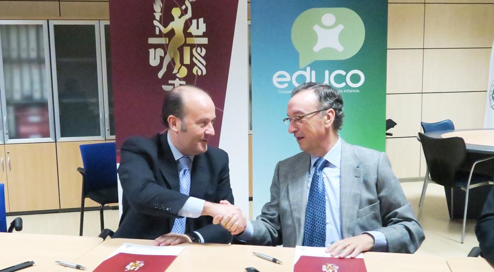 Foto de la entrada:Educo y Bureau Veritas promocionan la protección de los derechos de la infancia en las empresas