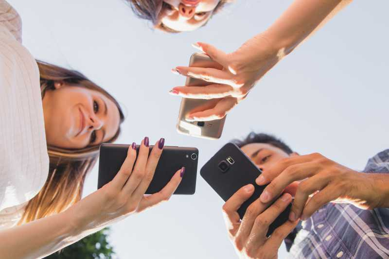 La generación smartphone, sus características