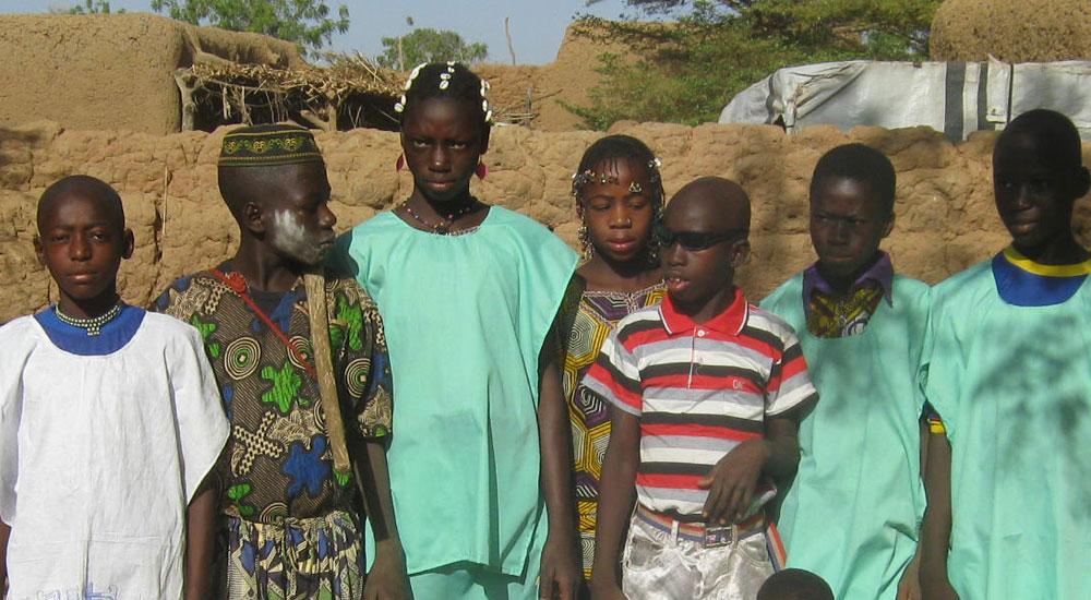 Teatro contra la malaria