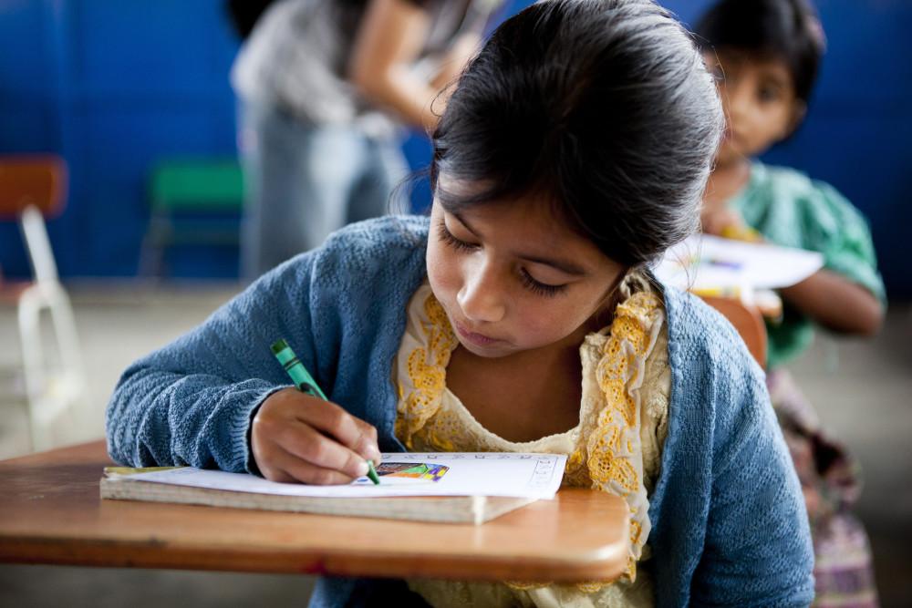 Image post Material para trabajar con los niños en el aula: Educación bilingüe en Guatemala