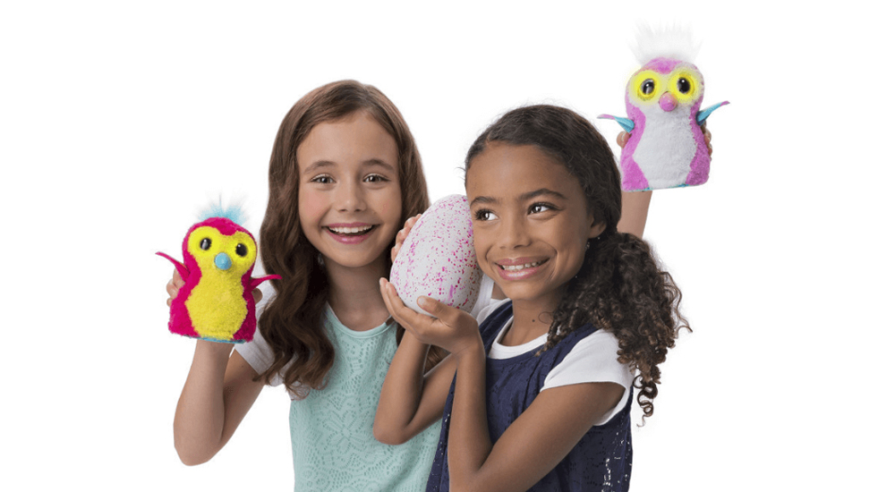 Image post Los Hatchimals molan más que Furby y Tamagotchi