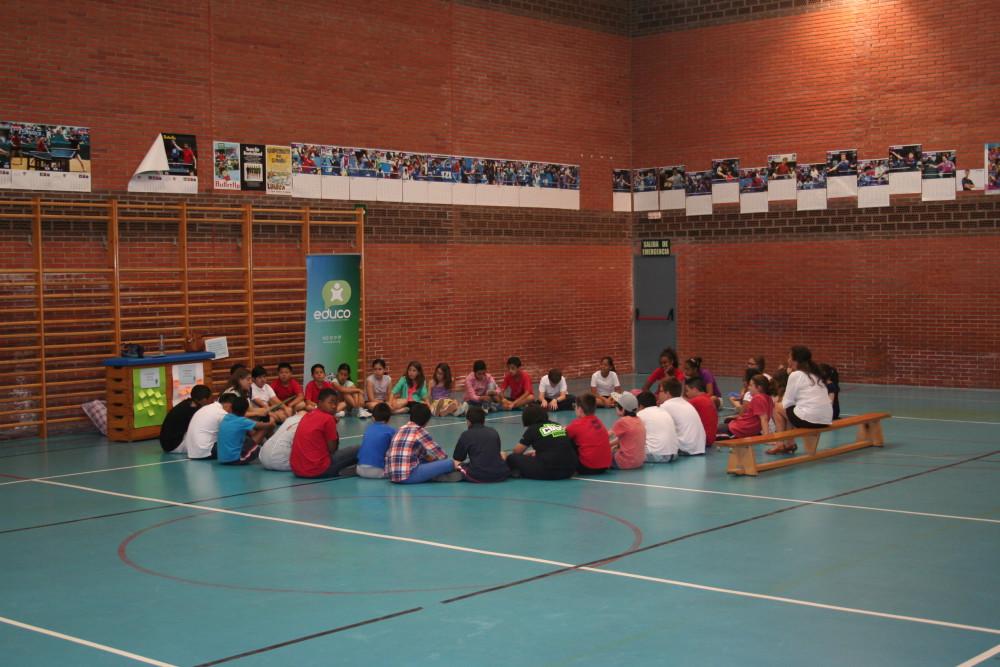 Foto de la entrada:En Educo tenemos 'orejas verdes'…