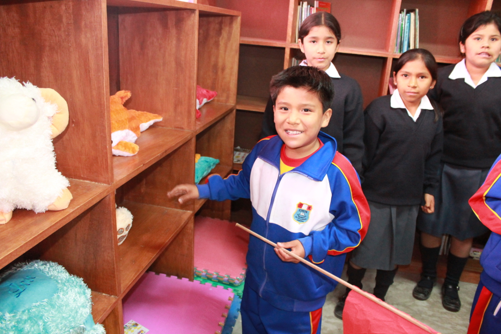 Foto ¡Estrenamos biblioteca y comedor!