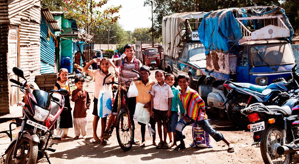 El niño del slum que soñaba con ser cantante
