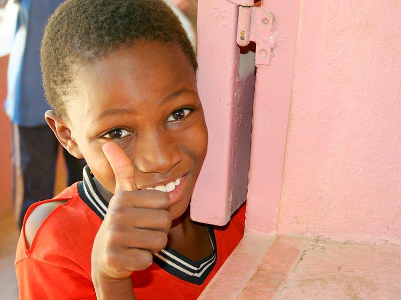 Foto de la entrada:¿Por qué impacta menos (por ahora) el coronavirus en África?