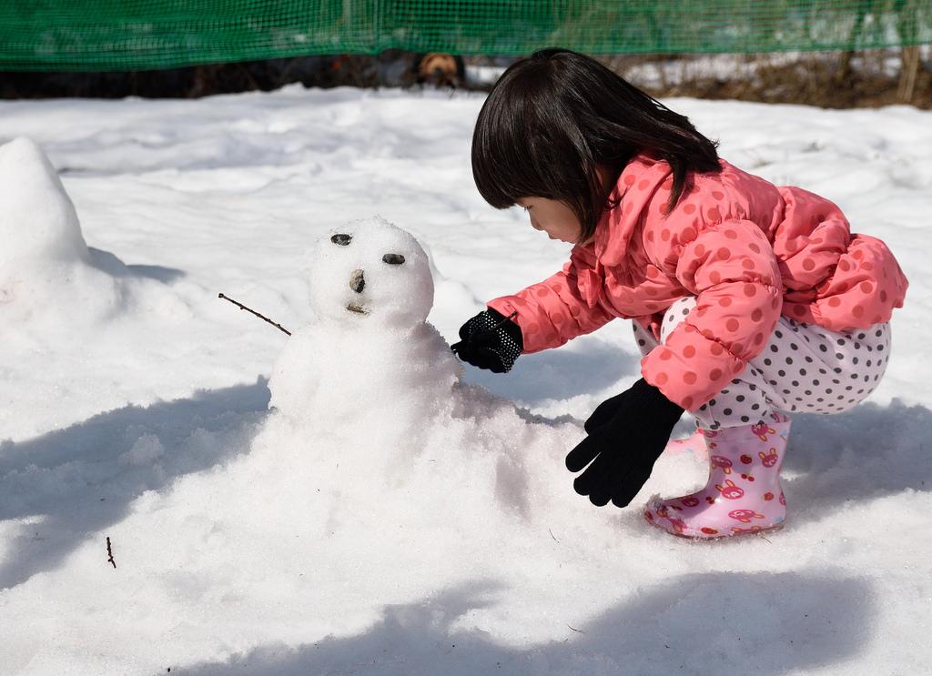 ¿Qué planes hacemos con los niños en invierno?