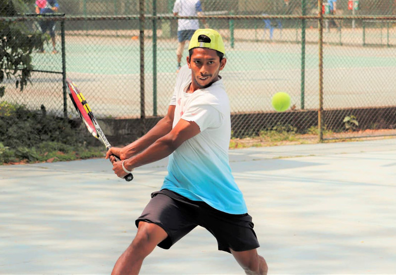 De recogepelotas a número uno del tenis: la inspiradora historia de Juwel Rana