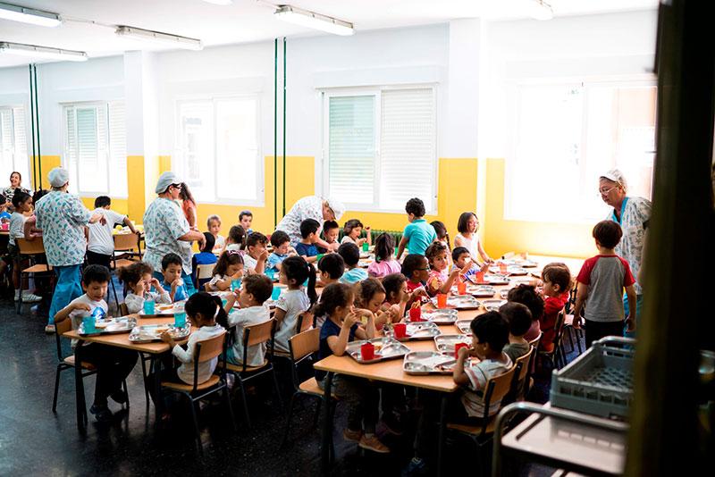 Foto La pobreza infantil se estanca en Andalucía