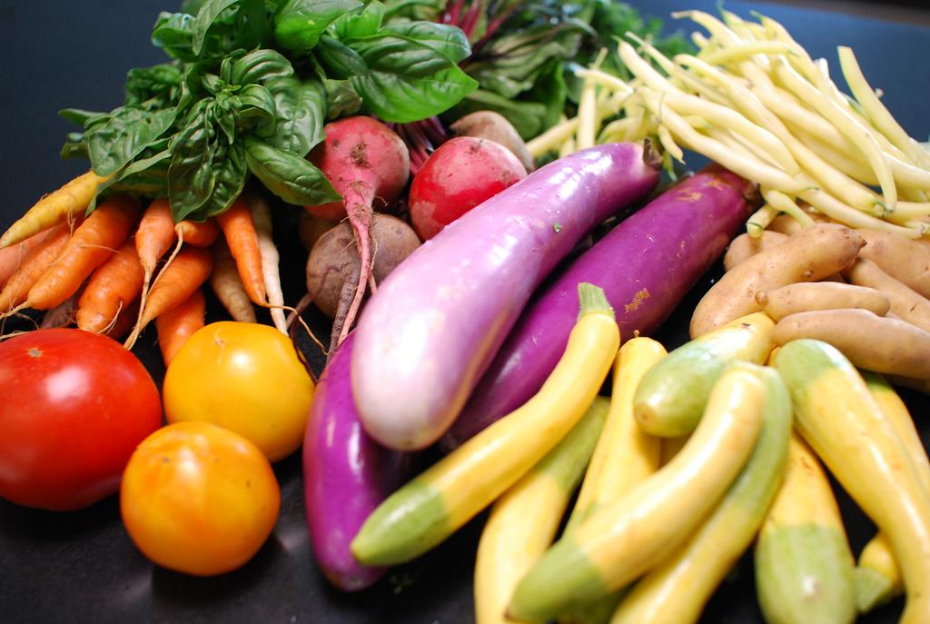Foto de la entrada:¿Puede la lactancia materna fomentar el gusto por las verduras?