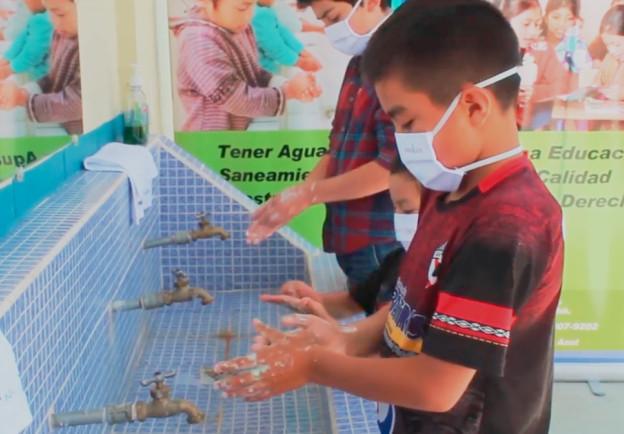 Image post Coronavirus: material de protección y prevención de la COVID-19 para 188 escuelas en Guatemala