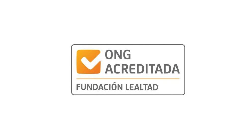 Foto Obtenemos el sello 'ONG Acreditada' por la Fundación Lealtad