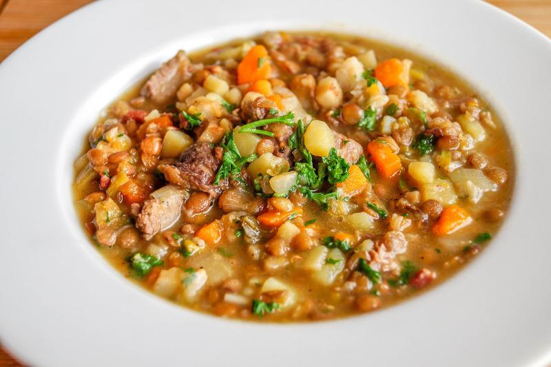 Foto de la entrada:La importancia de las legumbres: tipos, propiedades y recetas