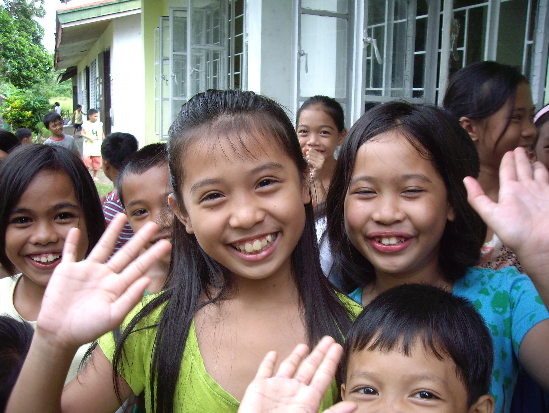 Foto Los niños toman la palabra