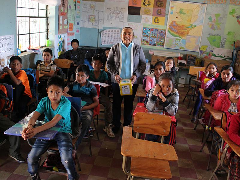 Día Mundial del Agua: Sin agua potable ni saneamiento no hay educación