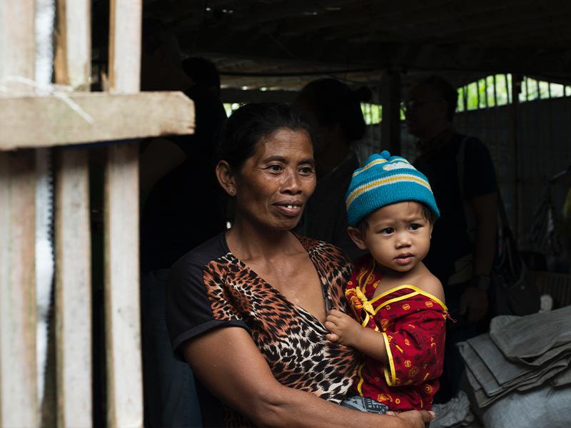 Foto de la entrada:Desastres naturales: cómo afectan a los niños
