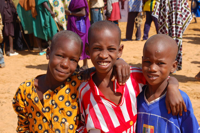 Unidos por los derechos de la infancia