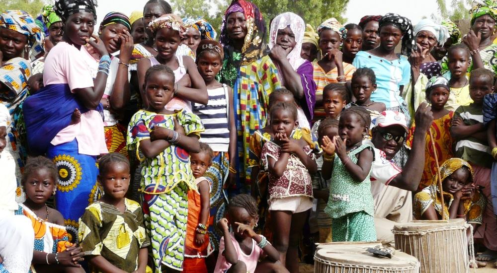 Malí reivindica los derechos de la infancia