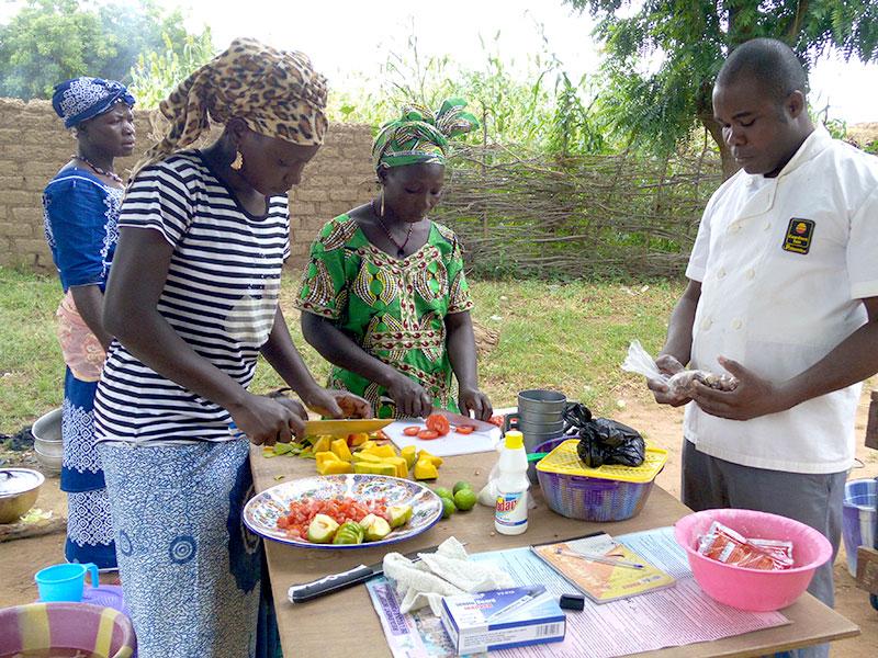 Foto de la entrada:La escuela alimenta