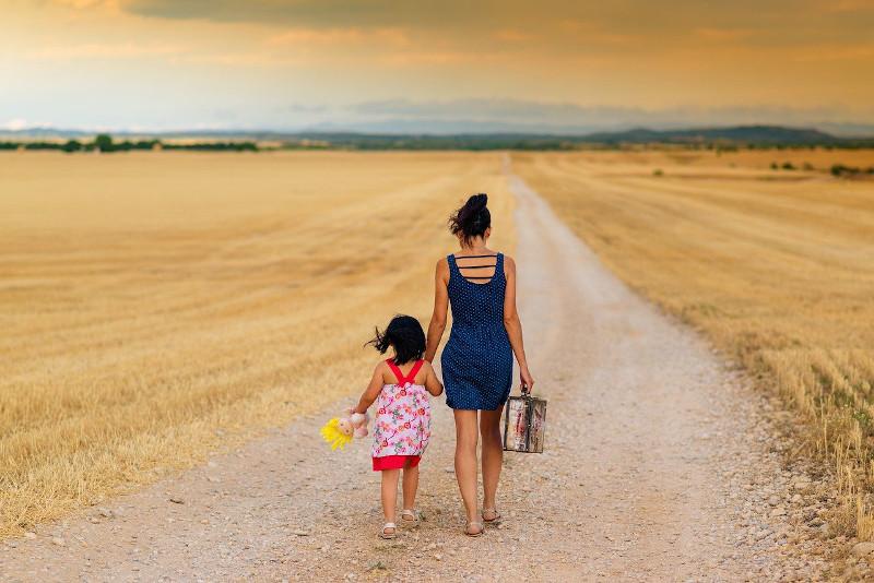 Foto de la entrada:Familias monoparentales: una realidad invisible