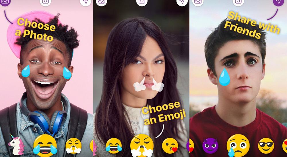 Memoji app convierte la cara de tu hijo en emoticono