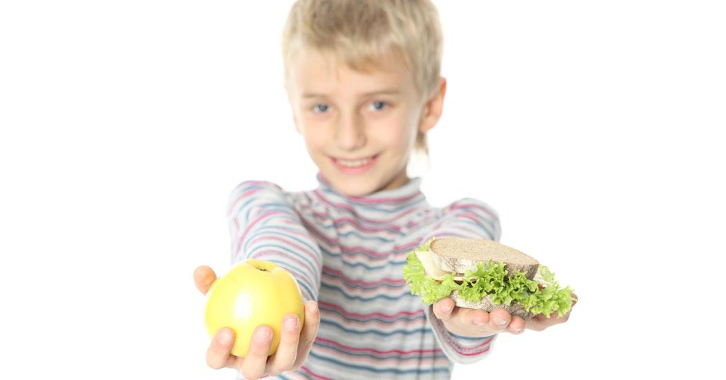 Foto Cómo organizar el menú infantil semanal