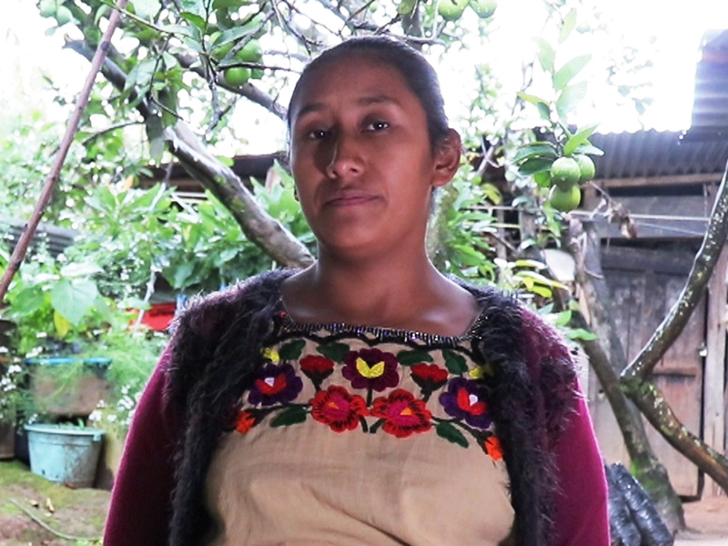 Mujeres Rurales: Su derecho a la participación y alimentación