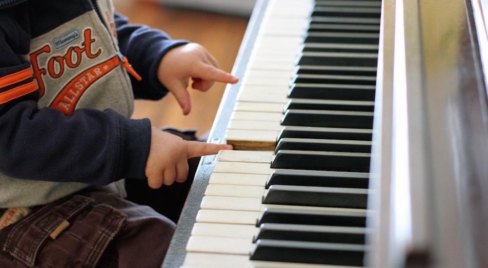 Foto Cómo elegir el instrumento musical apropiado para tu hijo