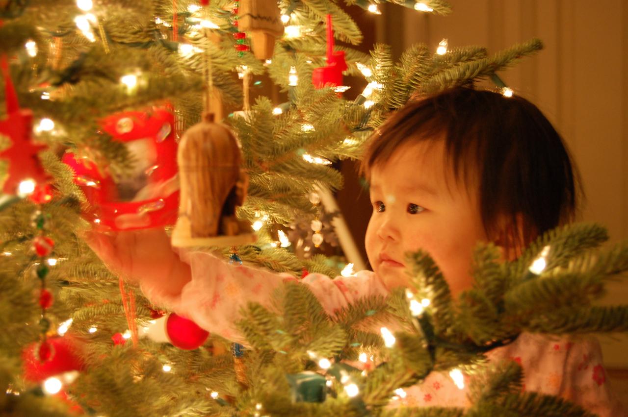 Con tus hijos la Navidad es mejor