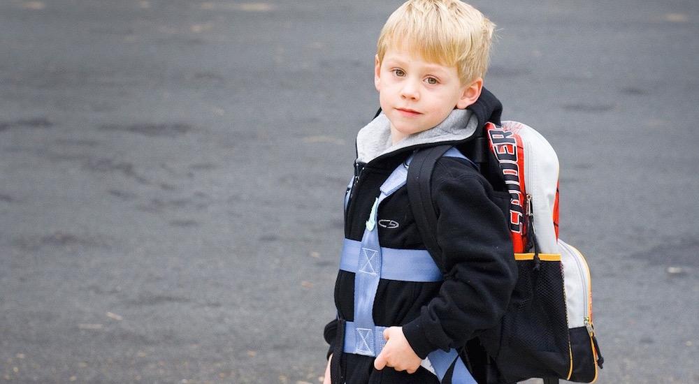 Claves para enseñar a los niños a enfrentarse a un nuevo colegio