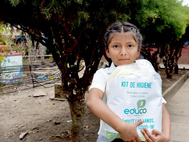Foto de la entrada:Coronavirus: Distribuimos productos de higiene y limpieza en Nicaragua
