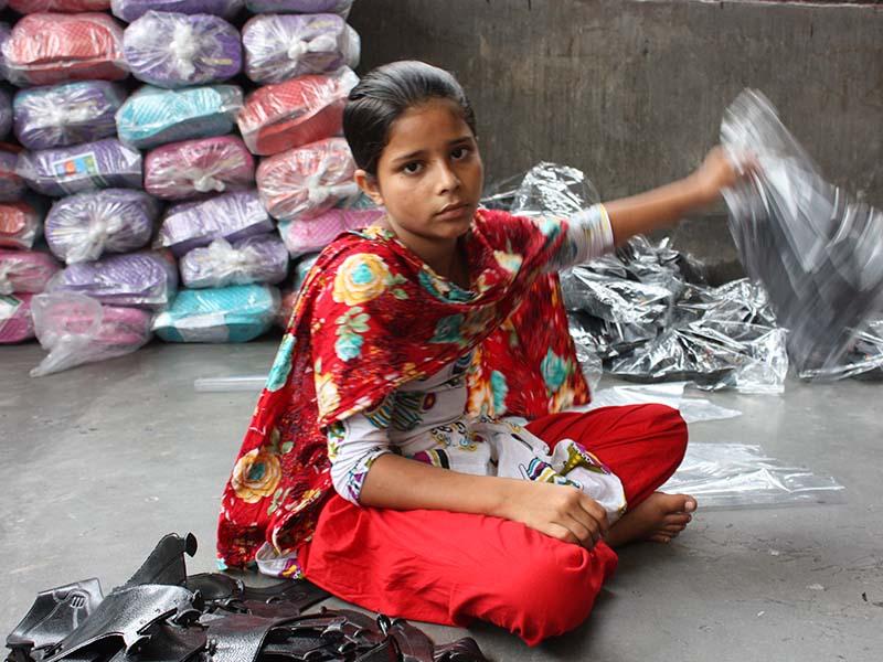 Estrategias para acabar con el trabajo infantil