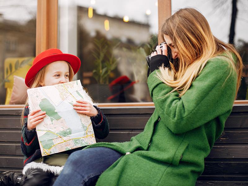 Foto de la entrada:Consejos para viajar con niños y niñas