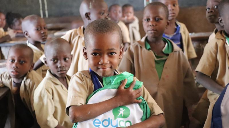 Foto de la entrada:Niños y niñas africanos: ¿conoces su situación?