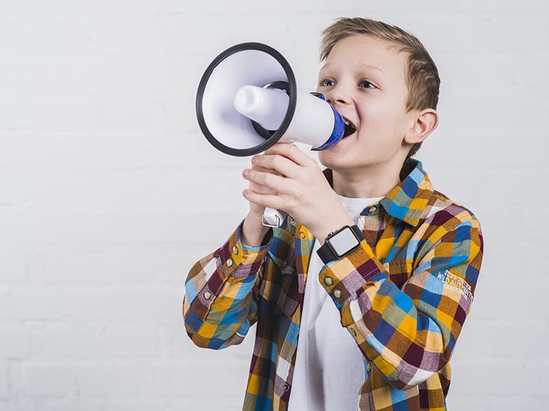 Foto de la entrada:¿Cómo enseñar a mi hijo o hija sobre el poder de la libertad de expresión?