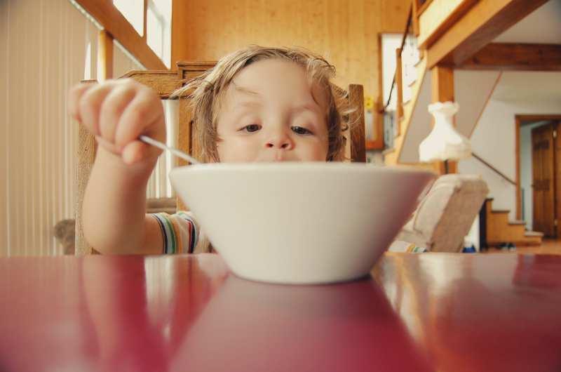 Foto de la entrada:Cereales, la base de la pirámide infantil