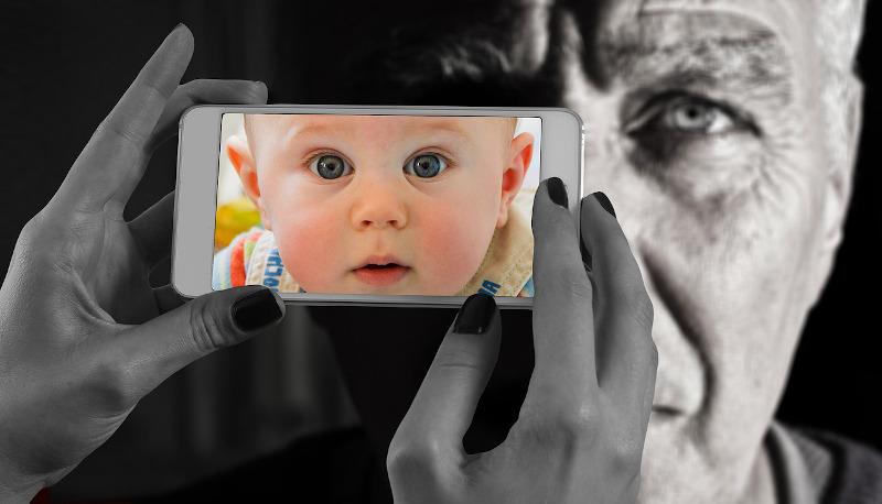 ¿Sabes cuántas fotos de tus hijos circulan por Internet?