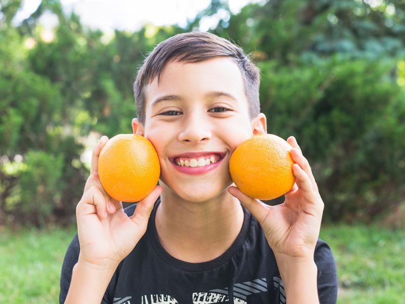 Foto 7 hábitos saludables para los niños y niñas