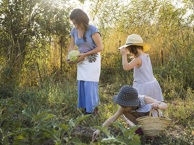 Foto de la entrada:Cómo enseñar educación ambiental a los niños y niñas para luchar contra el cambio climático
