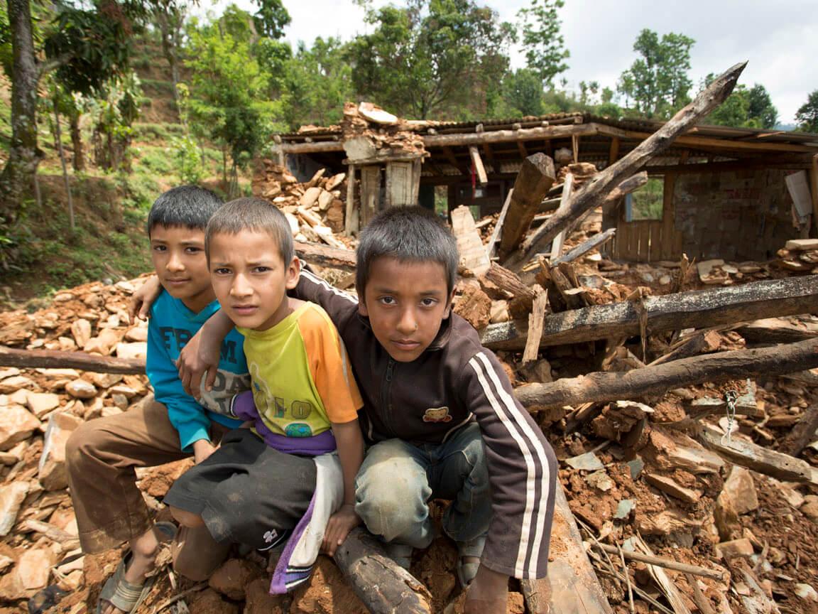 Ayuda humanitaria: qué es, quien la recibe y cómo