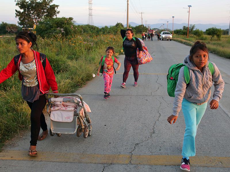 ¿Quiénes son los niños y niñas migrantes?