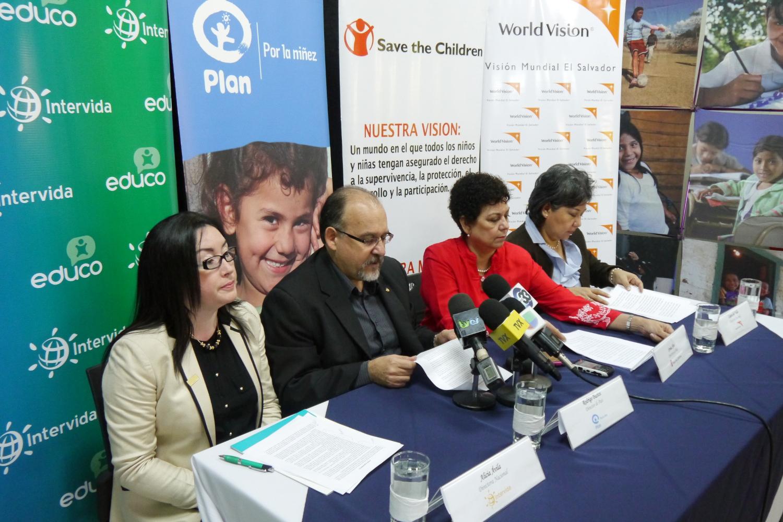 Impulsamos una alianza de ONG en El Salvador contra la trata de personas