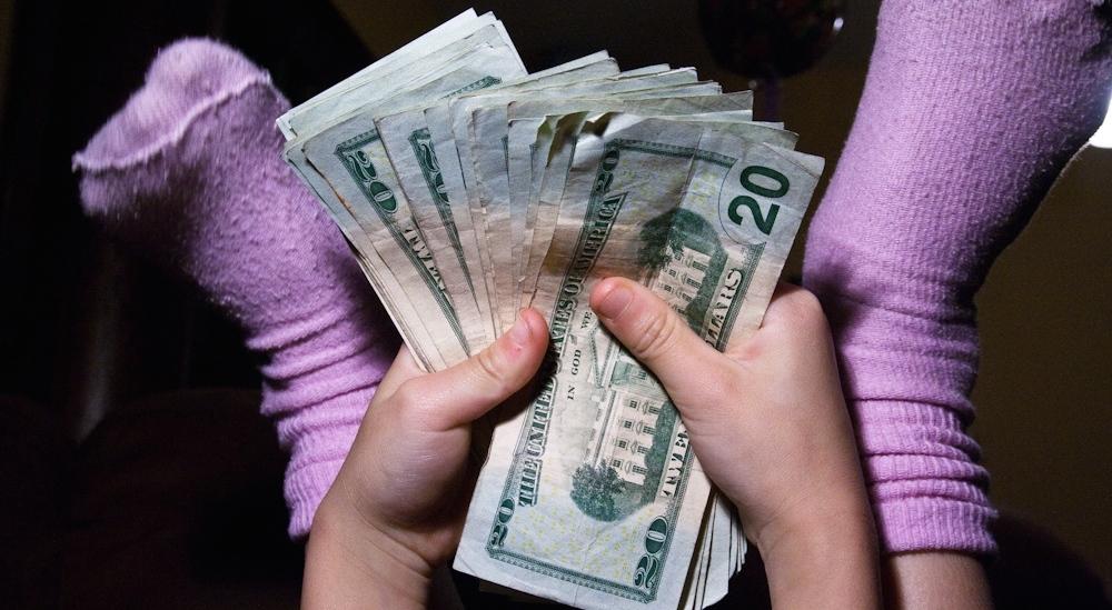 Valorar lo que uno tiene: un tesoro que no se paga con dinero