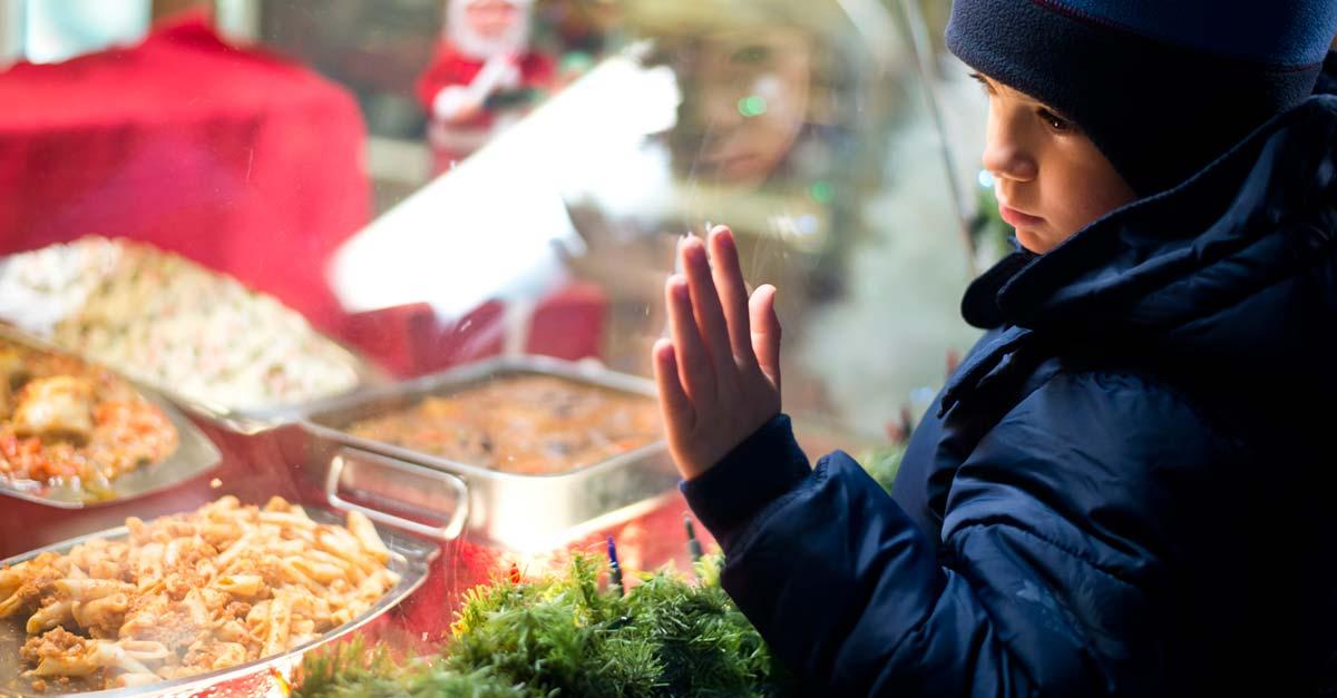 Presentamos nueva campaña de Navidad para nuestras Becas comedor