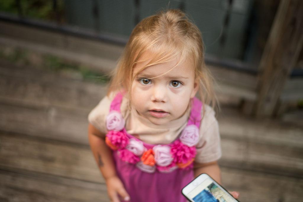 La mayoría de los pre-escolares usan tablets