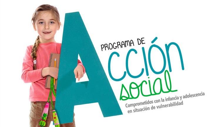 Abrimos convocatoria para presentar proyectos a nuestro Programa de Acción Social